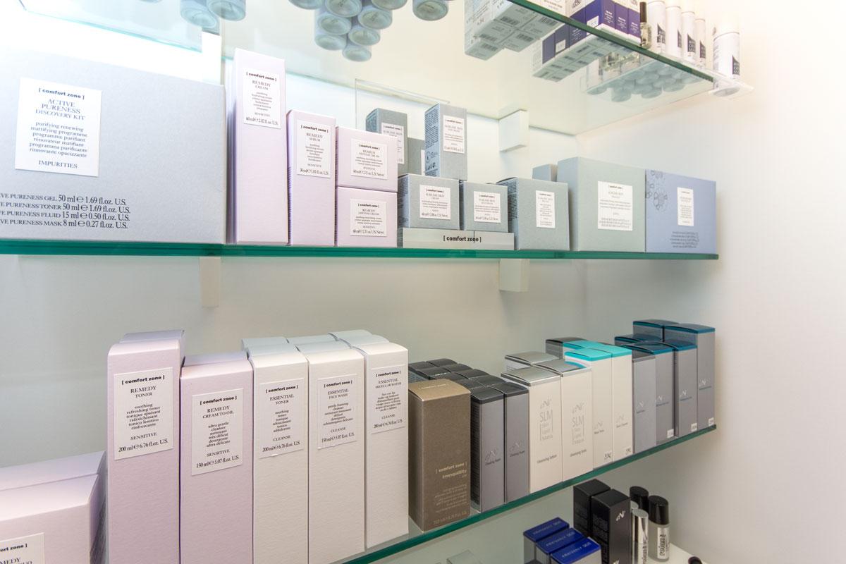 Shop und Produkte
